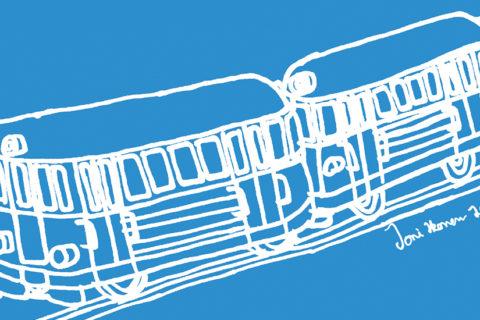 Permalink to: Hyvän mielen junakortit
